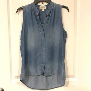 Cloth & Stone Chambray Button-Down Shirt